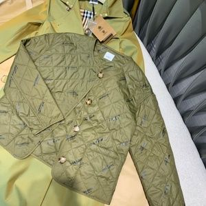 Burbery Trench Coat with Jacket